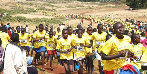 Running for Shoe4Africa